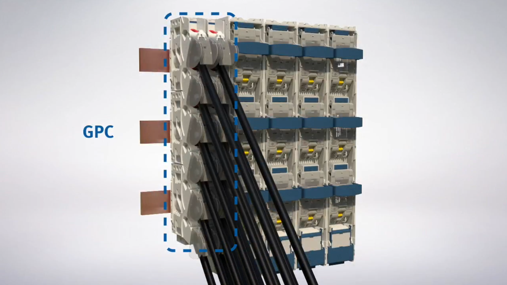 Low Voltage Transformer Panels Link & Service Pillars